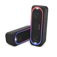 Sony SRS-XB30, černá - Bluetooth reproduktor