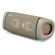 Sony SRS-XB33 šedá - Bluetooth reproduktor