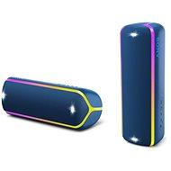 Sony SRS-XB32 modrá - Bluetooth reproduktor