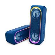 Sony SRS-XB40, modrá - Bluetooth reproduktor