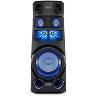 Sony MHC-V83D, černý - Bluetooth reproduktor
