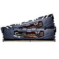 G.SKILL 16GB KIT DDR4 2400MHz CL15 Flare X for AMD - Operační paměť