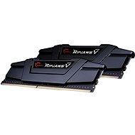 G.SKILL 8GB KIT DDR4 3200MHz CL16 RipjawsV - Operační paměť