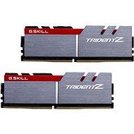 G.SKILL 16GB KIT DDR4 3600MHz CL16 Trident Z - Operační paměť