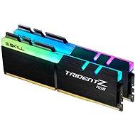 G.SKILL 16GB KIT DDR4 2400MHz CL15 Trident Z RGB - Operační paměť