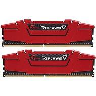 G.SKILL 8GB KIT DDR4 2400MHz CL15 RipjawsV - Operační paměť