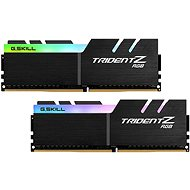 G.SKILL 16GB KIT DDR4 2400MHz CL15 Trident Z RGB for AMD - Operační paměť