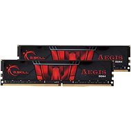 G.SKILL 16GB KIT DDR4 3000MHz CL16 Gaming series Aegis