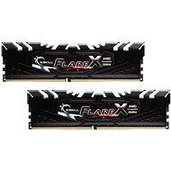 G.SKILL 16GB KIT DDR4 2933MHz CL16 Flare X for AMD