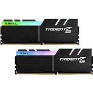 G.SKILL 64GB KIT DDR4 4000MHz CL18 Trident Z RGB - Operační paměť