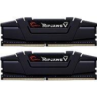 G.SKILL 64GB KIT DDR4 3600MHz CL18 Ripjaws V - Operační paměť