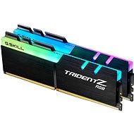 G.SKILL 16GB KIT DDR4 4000MHz CL16 Trident Z RGB - Operační paměť