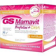 GS Mamavit Prefolin + DHA + EPA 2016 CZ/SK, 30+30 Tablets/Capsules - Folic Acid