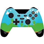 Gioteck WX-4 gamepad PS3/PC modro-zelený