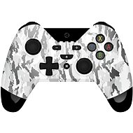 Gamepad Gioteck WX-4 gamepad PS3/PC šedo-bílý