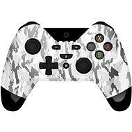Gioteck WX-4 gamepad PS3/PC šedo-bílý