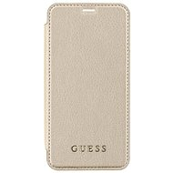 Guess Iridescent Book pro Apple iPhone X Gold