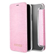 Guess Python Book pro Apple iPhone X Pink