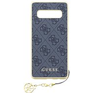 Guess Charms Hard Case 4G Grey pro Samsung G973 Galaxy S10 - Kryt na mobil