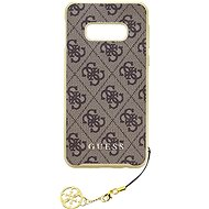 Guess Charms Hard Case 4G Brown pro Samsung G970 Galaxy S10e - Kryt na mobil