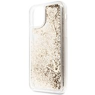 Guess Glitter Hearts pro iPhone 11 Pro Max Gold (EU Blister)