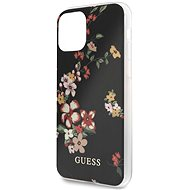 Guess Flower Shiny N.4 pro iPhone 11 Black