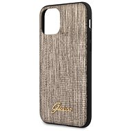 Guess Lizard pro iPhone 11 Pro Gold