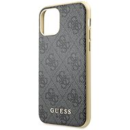 Guess 4G pro iPhone 11 Pro Max Grey (EU Blister) - Kryt na mobil