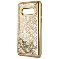 Guess Glitter 4G Peony Gold pro Samsung G970 Galaxy S10e