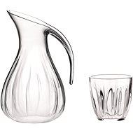 Guzzini Sada plastový džbán 2l a 6 ks pohárů 350ml  - Džbán
