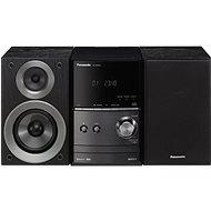 Panasonic SC-PM600EG-K černý - Mikrosystém