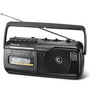 Panasonic RX-M40DE-K - Radiomagnetofon