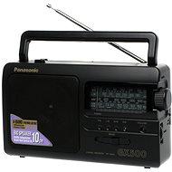 Panasonic RF-3500E9-K černá - Rádio