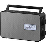 Panasonic RF-D30BTEG-K černá - Rádio