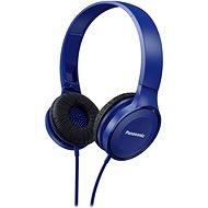 Panasonic RP-HF100E-A modrá - Sluchátka
