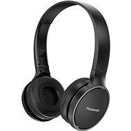 Panasonic RP-HF400B černá - Sluchátka s mikrofonem
