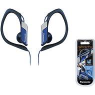 Panasonic RP-HS34E-A blue - Headphones
