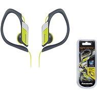 Panasonic RP-HS34E-Y yellow - Headphones