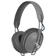 Panasonic RP-HTX80B šedá - Bezdrátová sluchátka