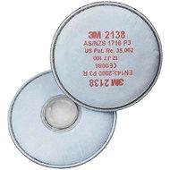 3M Filtr 2138 2ks - Ochranný filtr