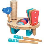 Hamleys Dřevěné hudební nástroje - Hudební hračka