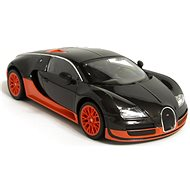 Hamleys Bugatti Veyron oranžový - RC model