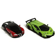 Hamleys Lamborghini a Bugatti - Herní set
