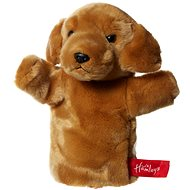 Hamleys Golden labrador - Hand Puppet