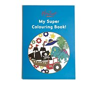 Hamleys My Super Colouring Book - Omalovánky