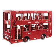 Hamleys Anglický autobus - Dřevěný model