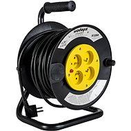WowME prodlužovací přívod na bubnu - 4 výstupy 25m 16A - Prodlužovací kabel