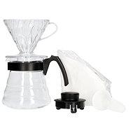 Hario V60 Craft Coffee Maker, set (dripper+konvice+filtry)
