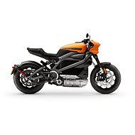 HARLEY-DAVIDSON LIVEWIRE - Elektrická motorka