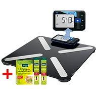 Hartmann Veroval® inteligentní osobní digitální váha + KNEIPP Balíček na odvodnění